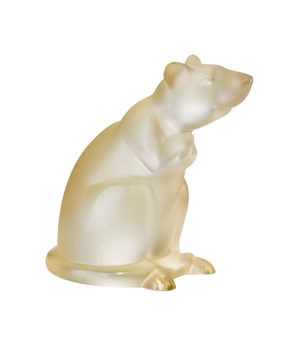 BD-10686200-Rat-Sculpture-gold-luster-Image-©-LALIQUE-SA
