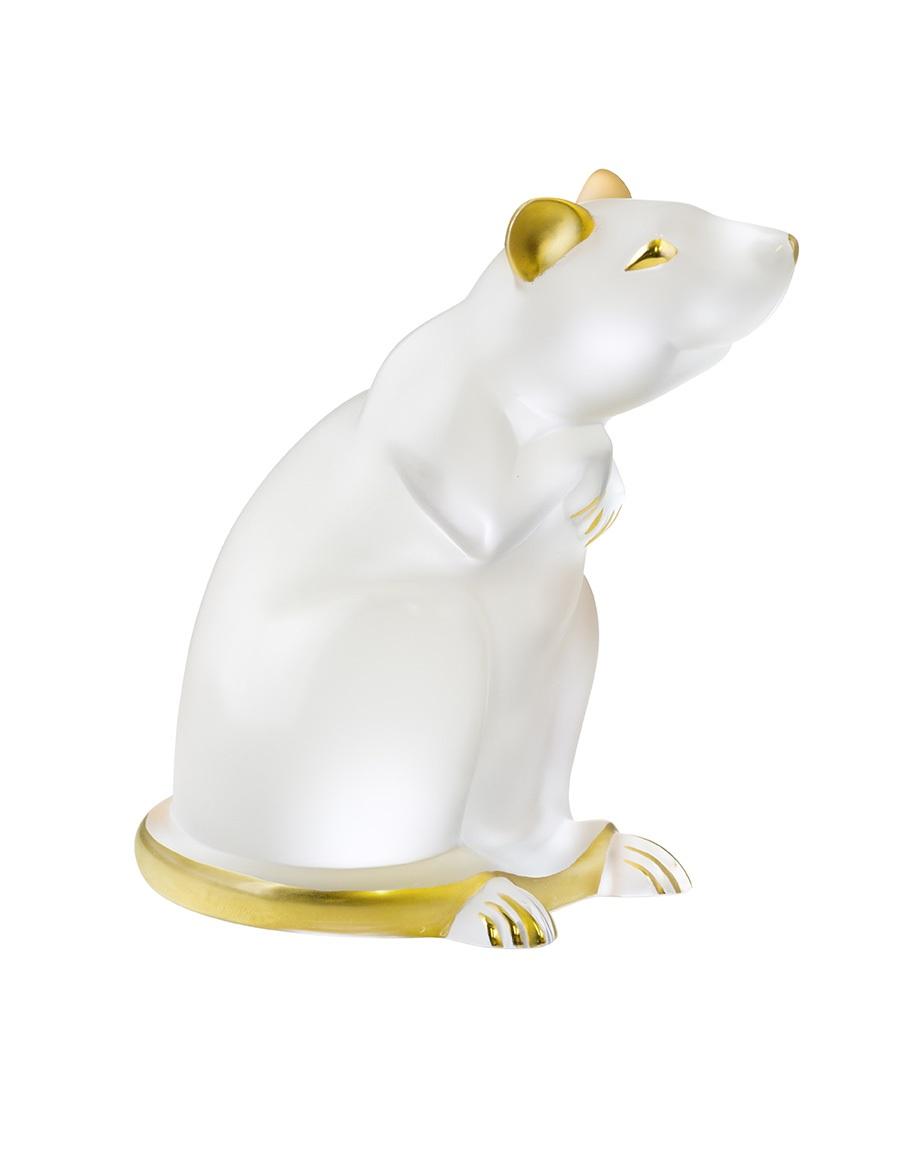 BD-10686300-Rat-Sculpture-clear-gold-stamped-Image-©-LALIQUE-SA