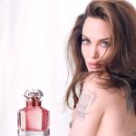 La Maison Guerlain & Angelina Jolie help you to find your Cool Homme Idéal, with brand new Intense perfumes