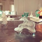 For its new collection, Lalique floats on crystal waters and the Han Meilin pandas