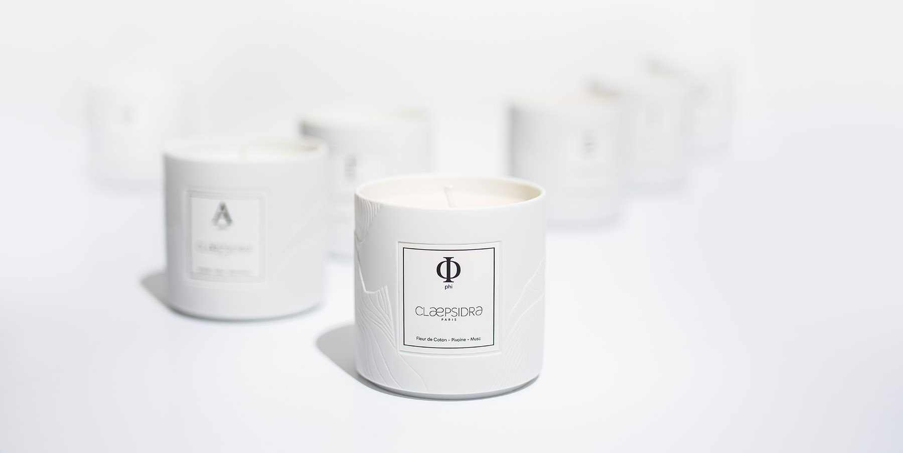Branche Fleur De Coton spend a luminous winter with the natural scented candles of